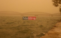 Saint-Louis : « Ciel nuageux » et « mauvaise qualité de l'air » jusqu'au jeudi (météo)