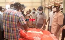 En tournée dans la vallée, Amadou HOTT note les difficultés de la riziculture industrielle (vidéo)