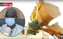 Réinstallation de la statue de Faidherbe : les précisions de Mansour FAYE (vidéo)