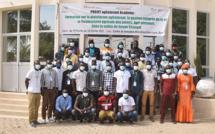 Conseil et Suivi agricole : AfricaRice forme une quarantaine de jeunes de la vallée (vidéo)