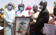 Éducation : Cheikh NDIONGUE, mécène de l'excellence, honoré pour sa contribution à Bokhol (vidéo)