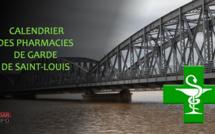 Le Calendrier des Pharmacies de Garde du 17/07/2021 au 18/09/2021
