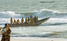 Saint-Louis : Un bateau heurte une pirogue et fait une victime