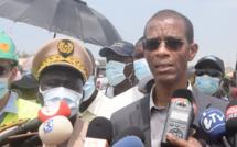 Reprise des travaux de dragage de la brèche : Alioune NDOYE fait le constat (vidéo)