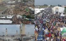 Touba retrouve ses impressionnantes foules, quelques heures avant le Magal