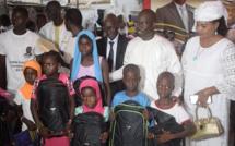 Appui à l'éducation : l'IEF de Saint-Louis magnifie la contribution d'Alioune Badara DIOP – vidéo