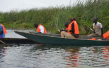 Réserve naturelle communautaire de Tocc-Tocc: les plantes aquatiques envahissantes constituent une menace pour la biodiversité.
