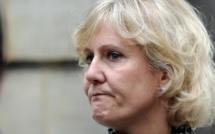 Nadine Morano, «française de race blanche», en mai 2014. Photo Stéphane de Sakutin. AFP