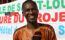Ousmane GUEYE, directeur de l'école Ousmane SOUMARE