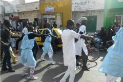 Parade artistes avril 201403
