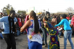 Parade artistes avril 201410
