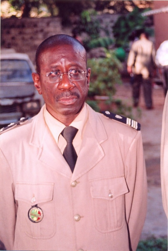 Colonel Abdoulaye Oumar DIENG