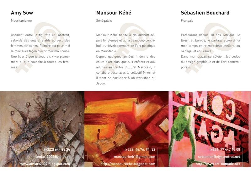 La Biennale à la Galerie Maam Thiouth